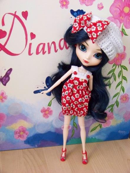 Hola, soy Diana